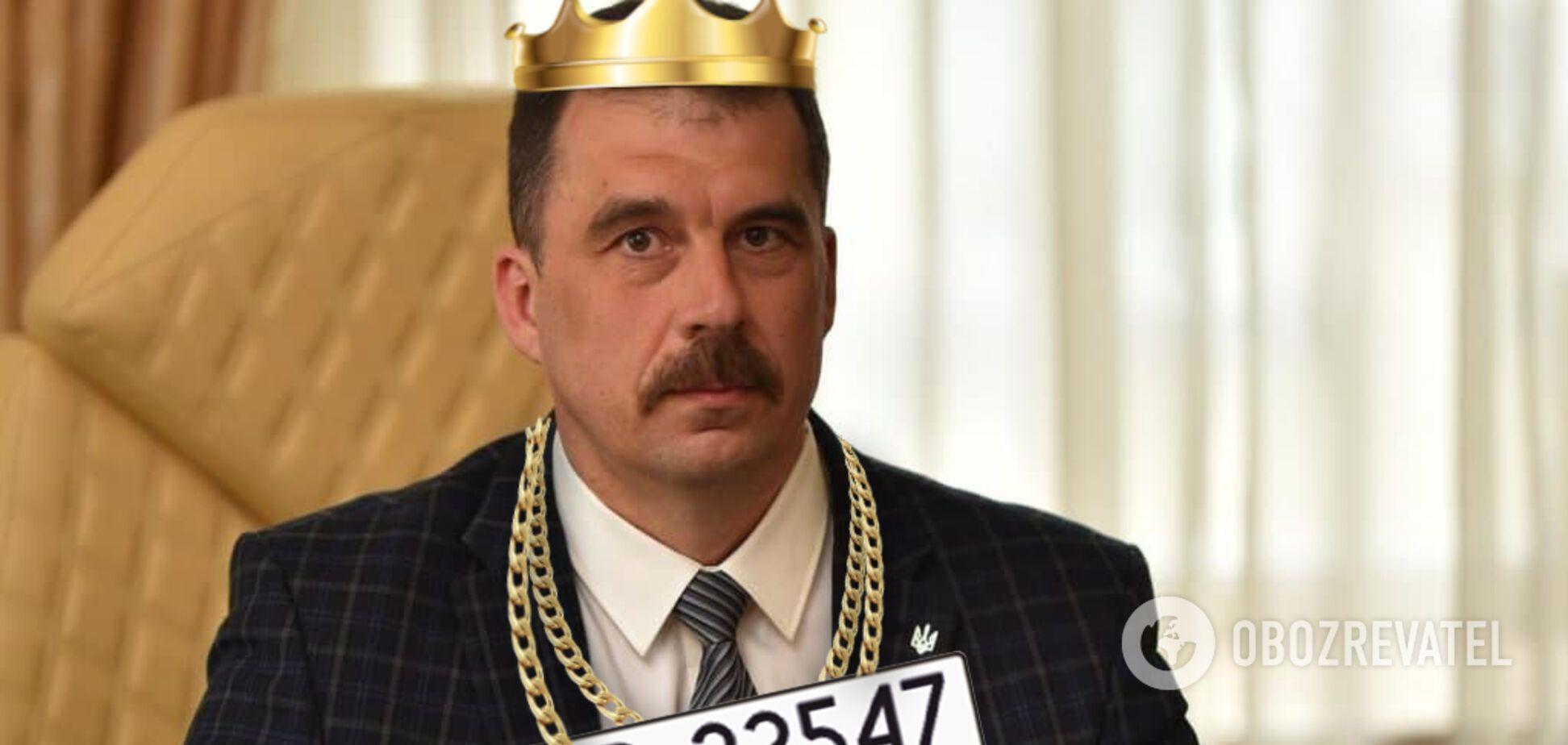 Сергей Панчук - один из главных таможенников