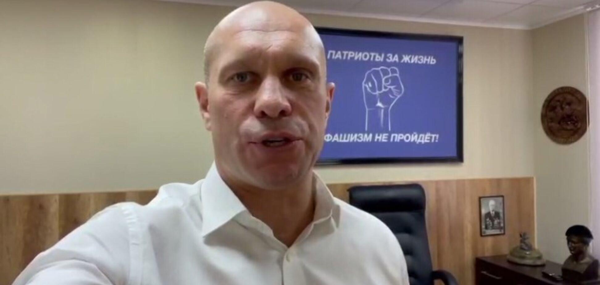 Ківа назвав 'дезінформацією аферистів' своє виключення з ОПЗЖ