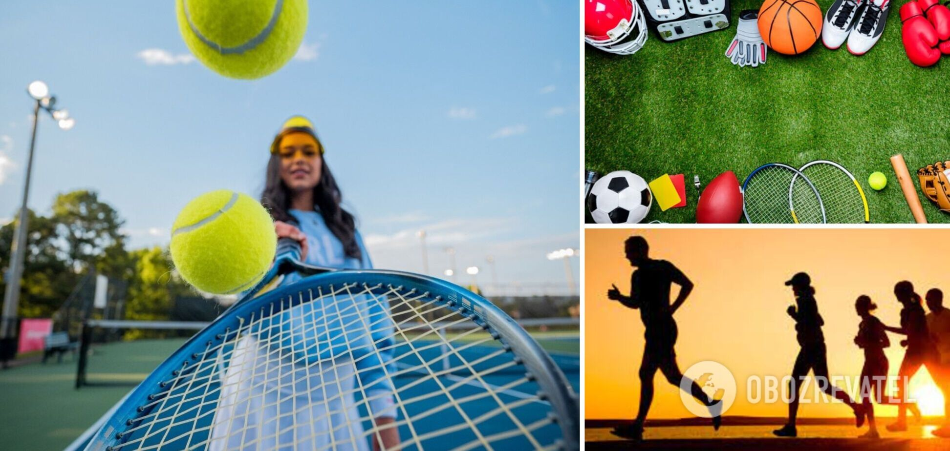 Який вид спорту підходить вам за знаком зодіаку: гороскоп