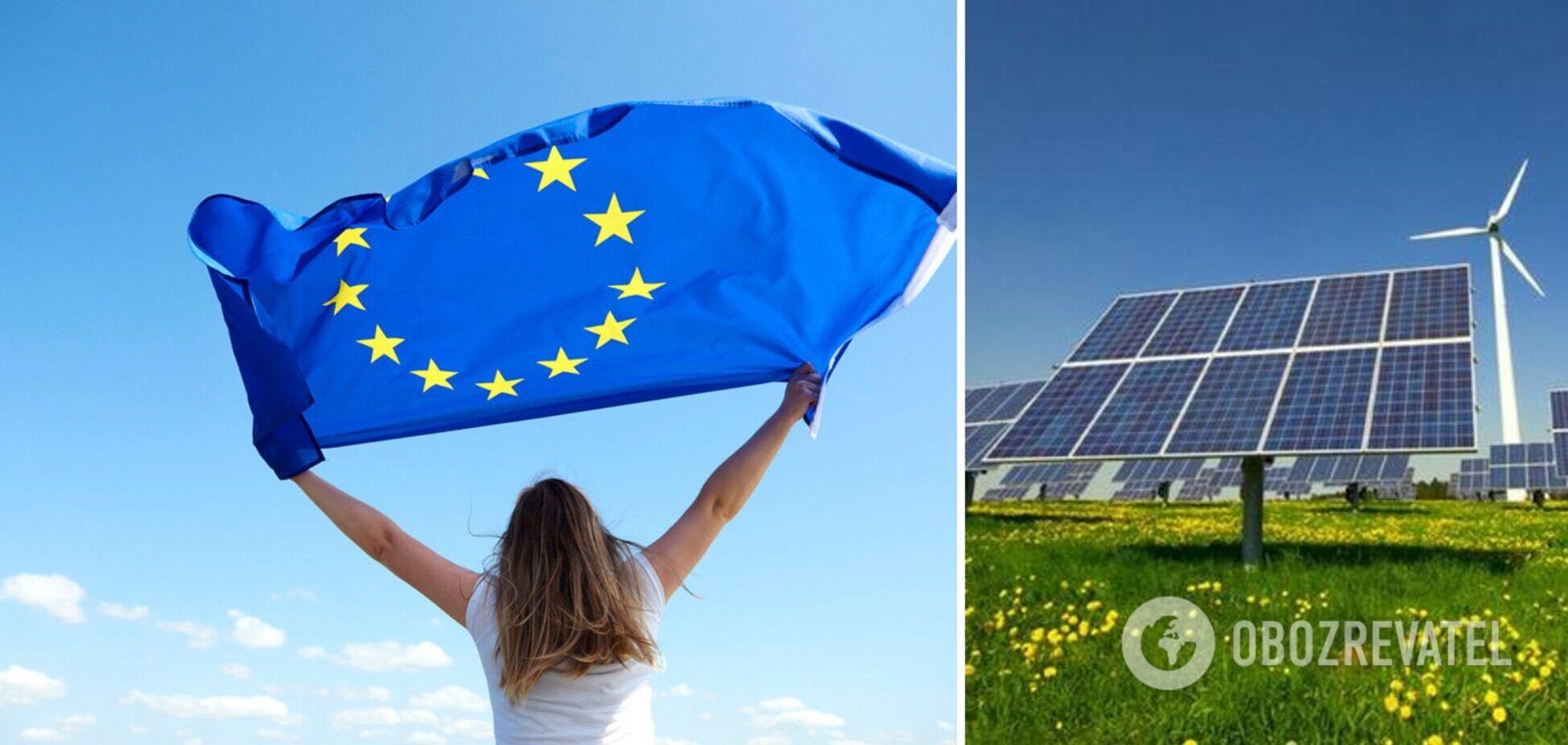 ЕС начал борьбу с энергокризисом