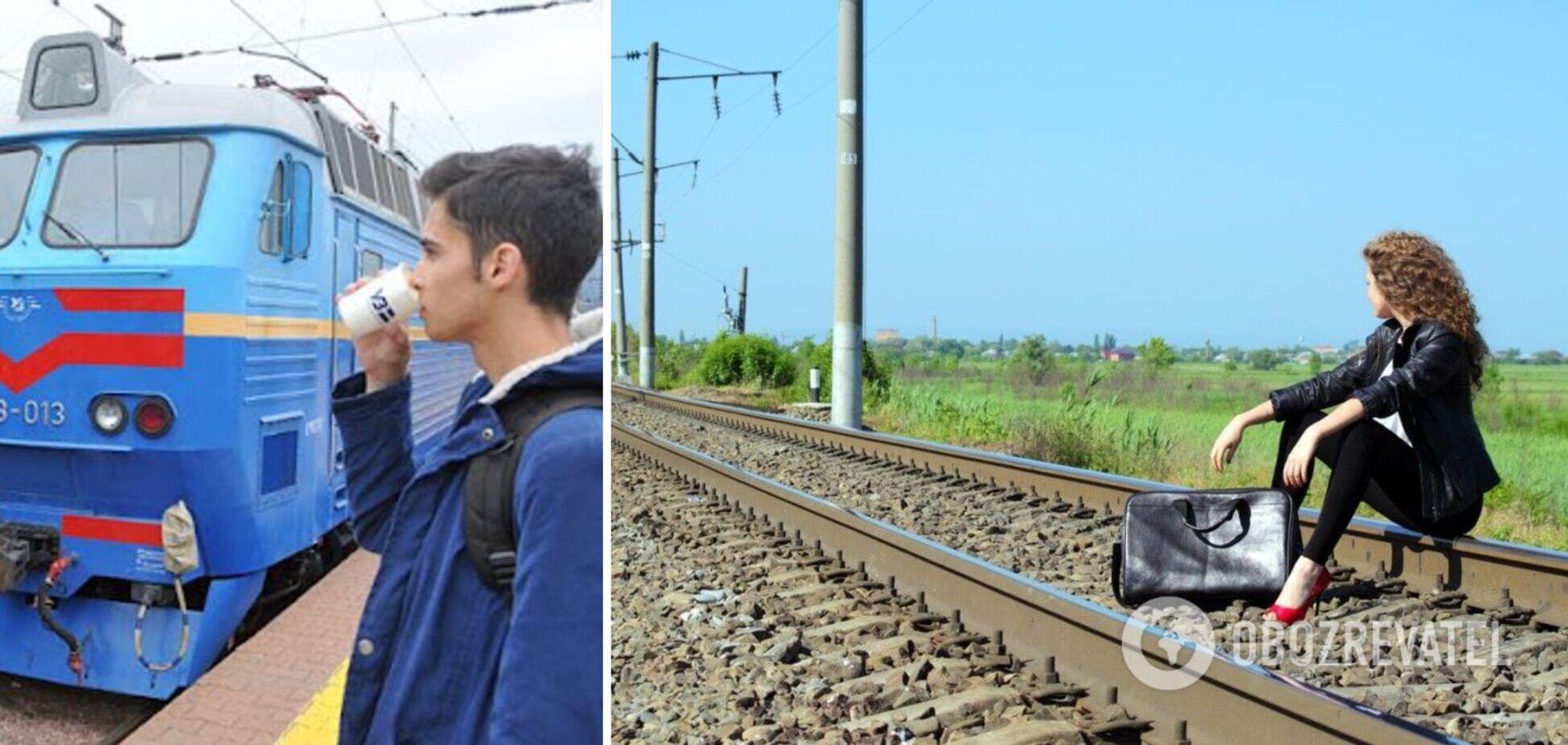 'Укрзалізниця' объявила о массовых опозданиях поездов