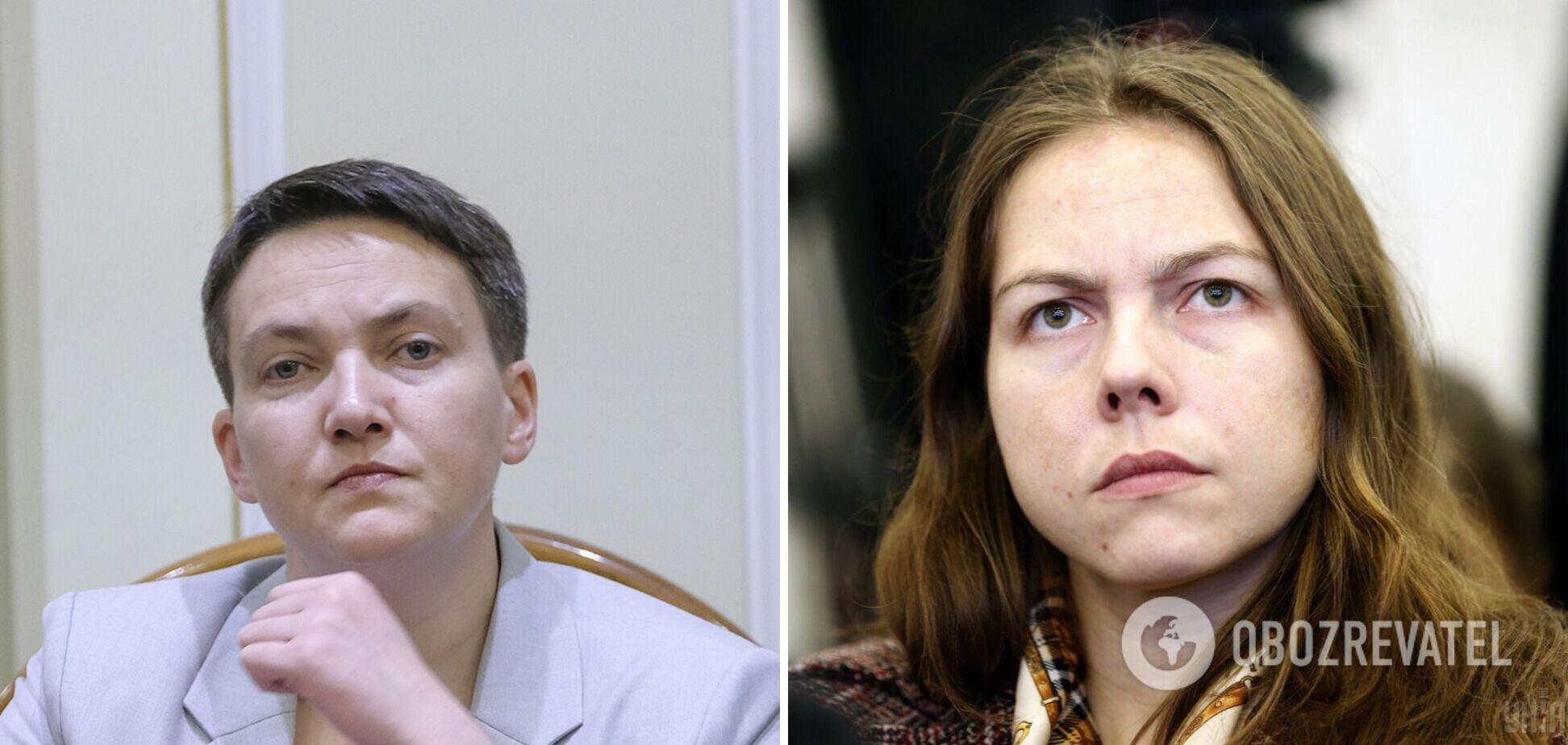Надія і Віра Савченко