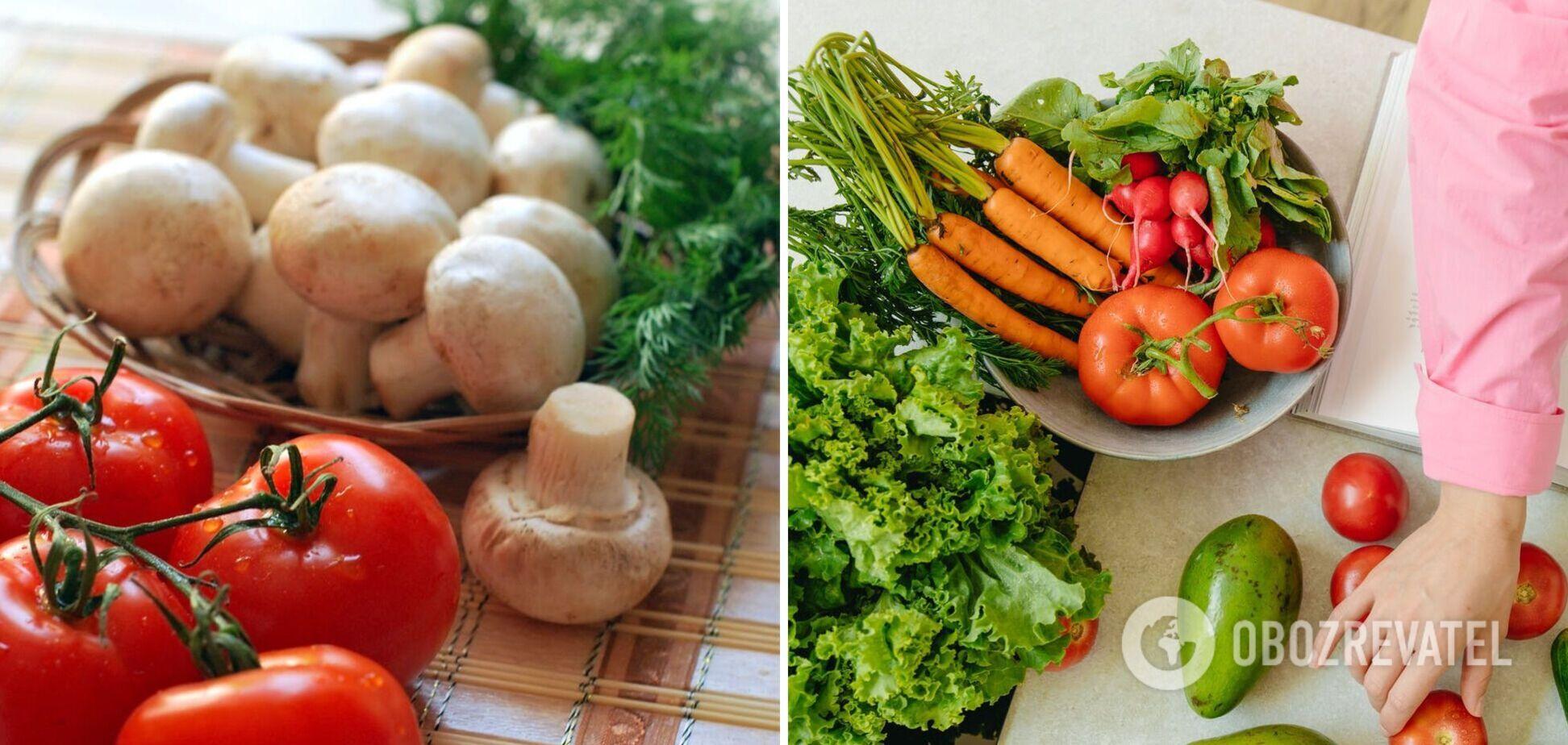 Какие овощи нужно есть каждый день