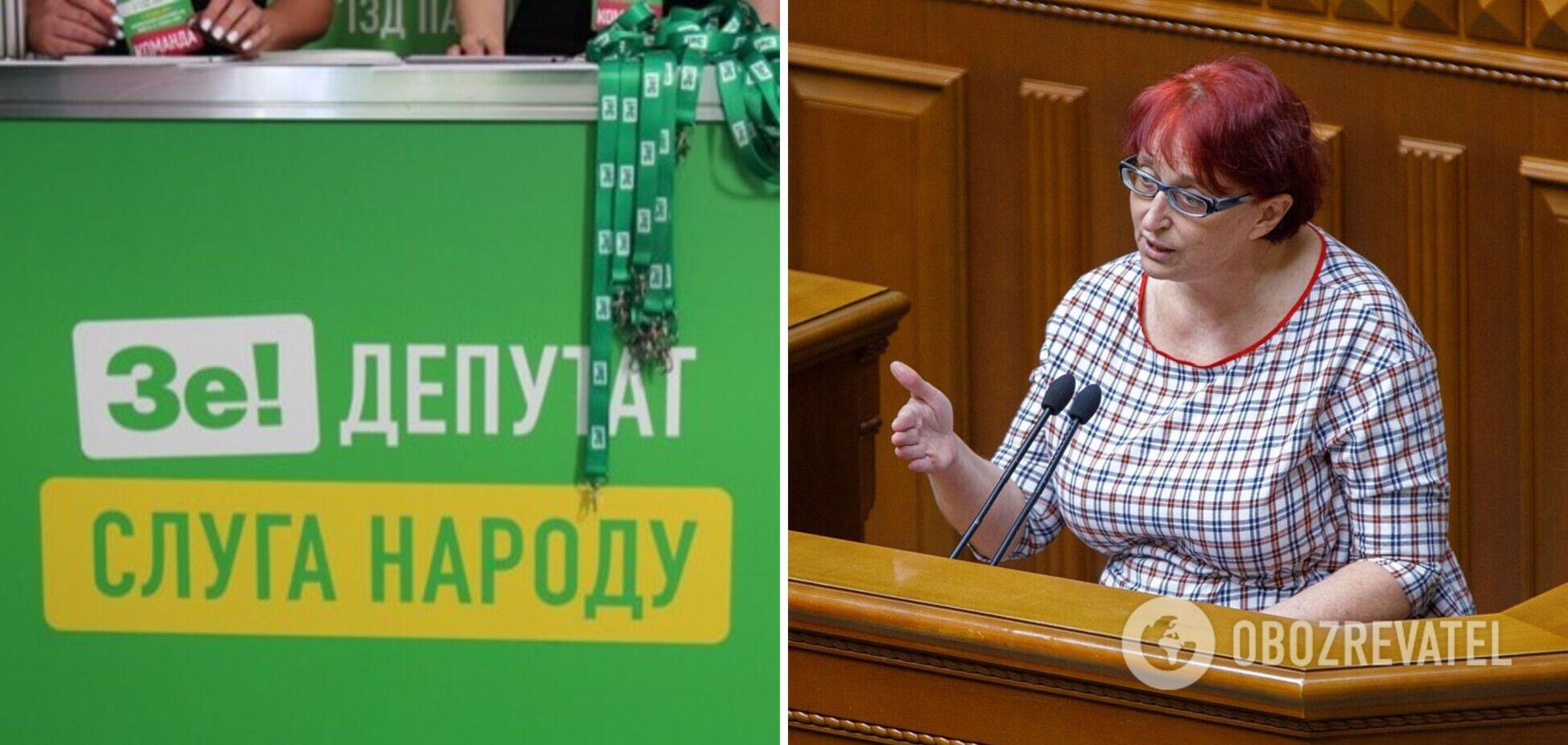 Третьякова оскандалилась после смерти Полякова