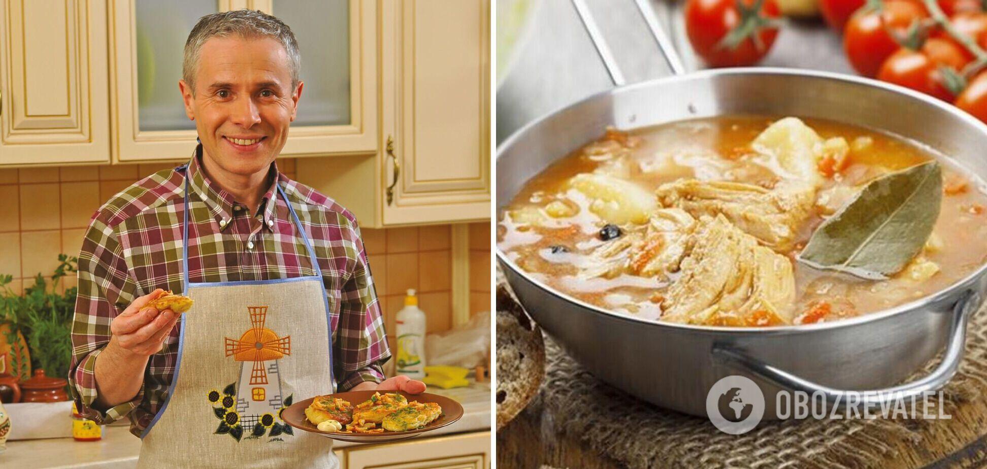 Как приготовить полтавский капустник: рецепт от Константина Грубича