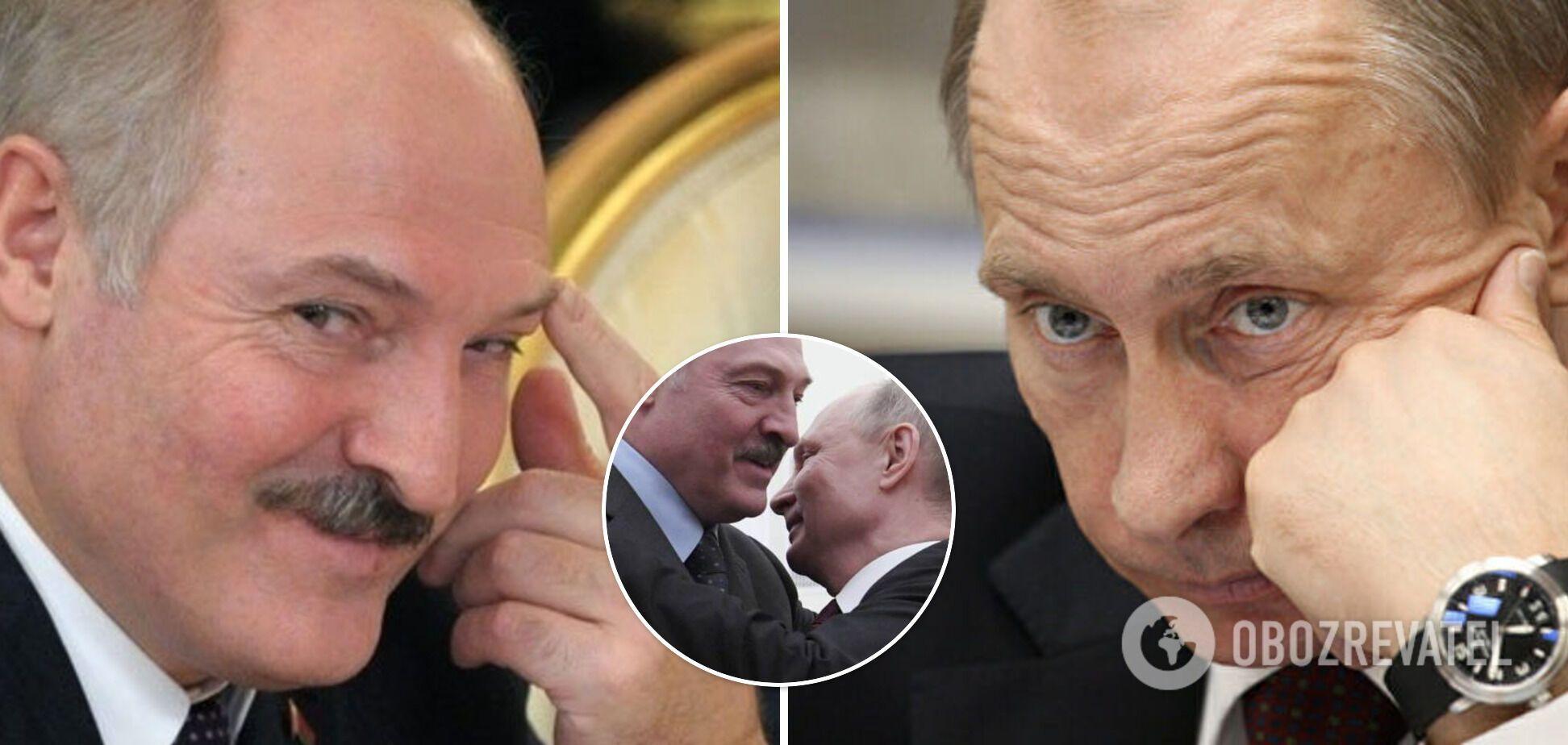 Минский хитрец и кремлёвский простак