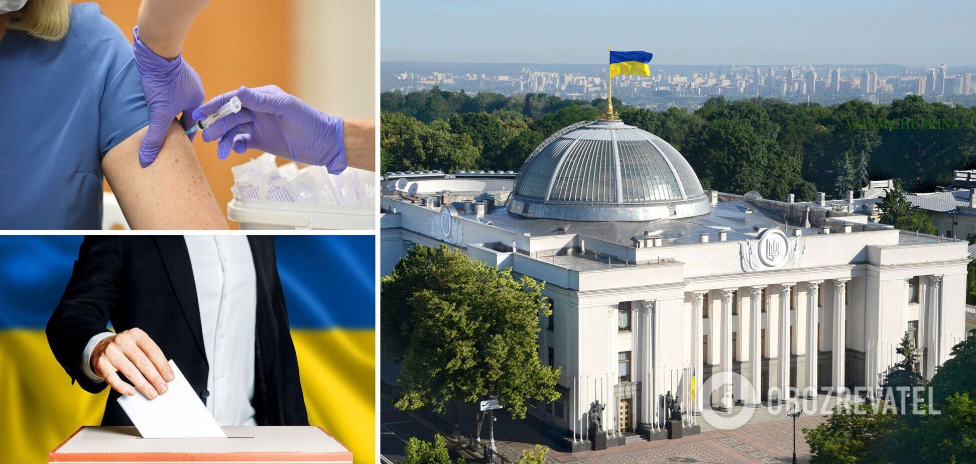 'Порохоботи' – за вакцинацію, 'медведчуки' – проти. Результати спільного соцопитування Українського інституту майбутнього і OBOZREVATEL