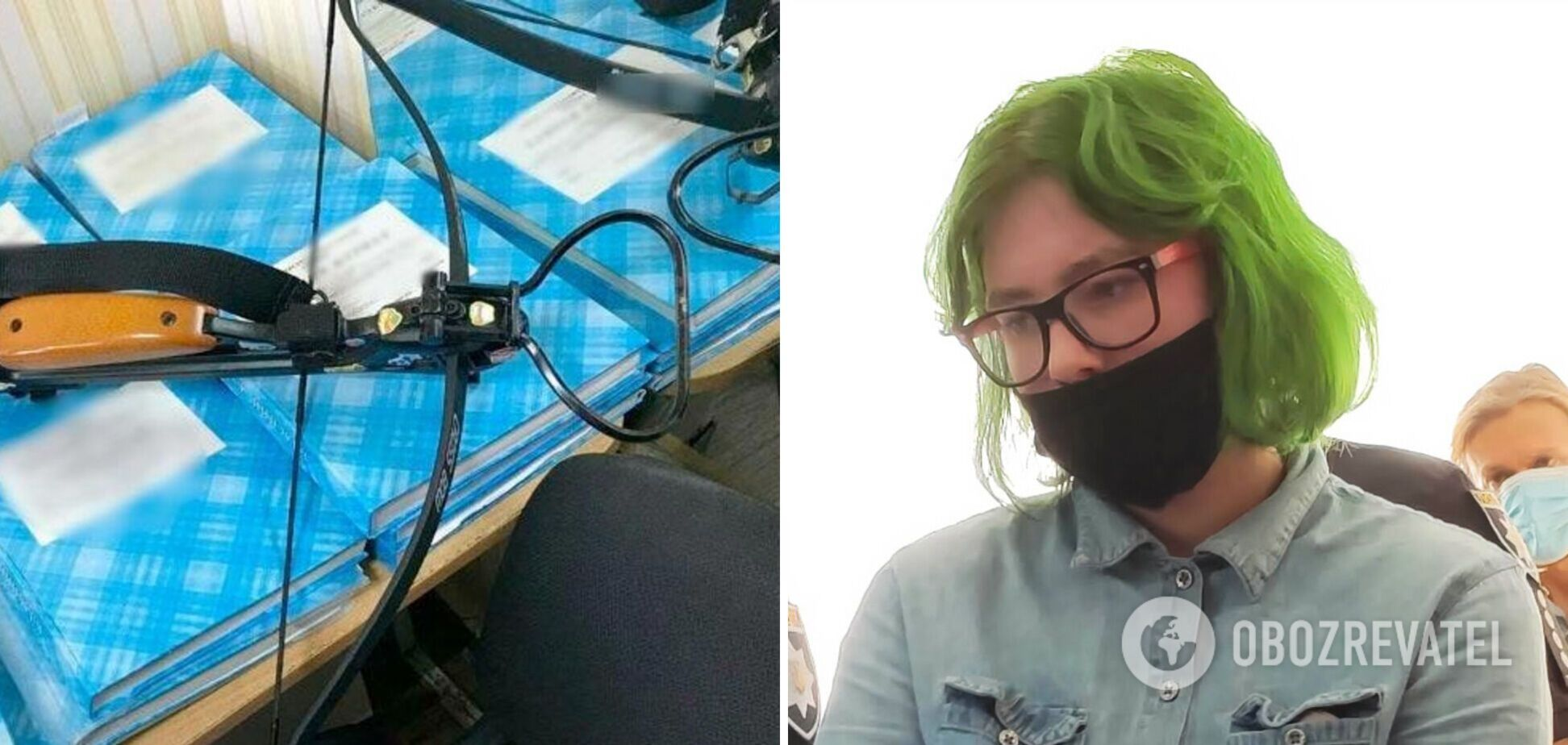 Дівчину, яка влаштувала стрілянину в Полтаві, відправили з СІЗО до психлікарні: з'явилися подробиці