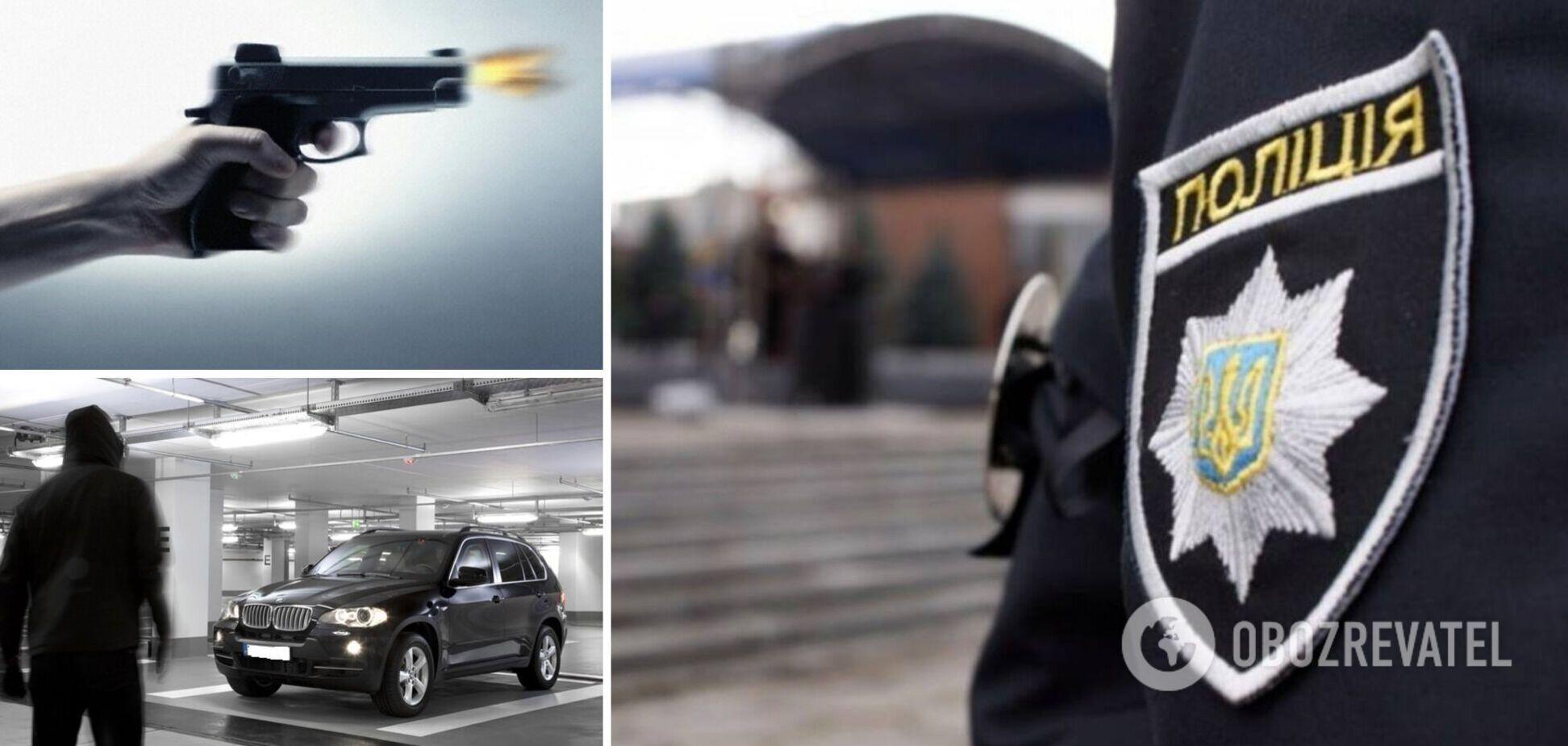 Розстріляв людей і викрав елітне авто: підозрюваного в злочині затримали за гарячими слідами. Фото