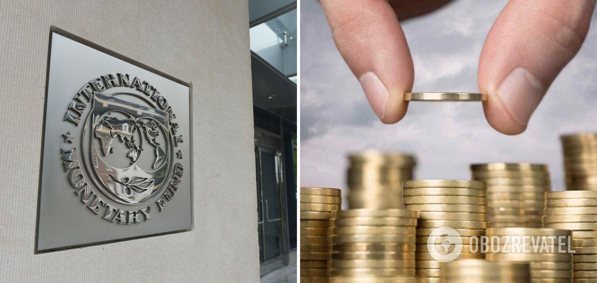 За рахунок МВФ профінансують бюджетну 'діру'