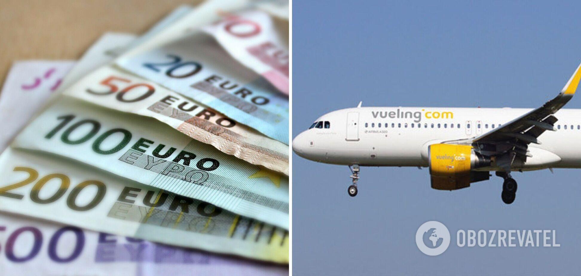 Vueling открыл рейс из Киева в Париж