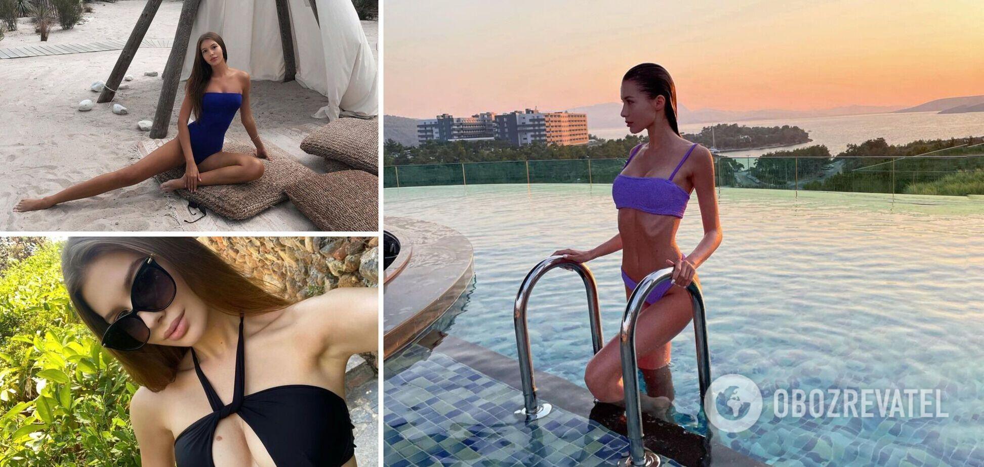 Міс Україна-2021 Олександра Яремчук