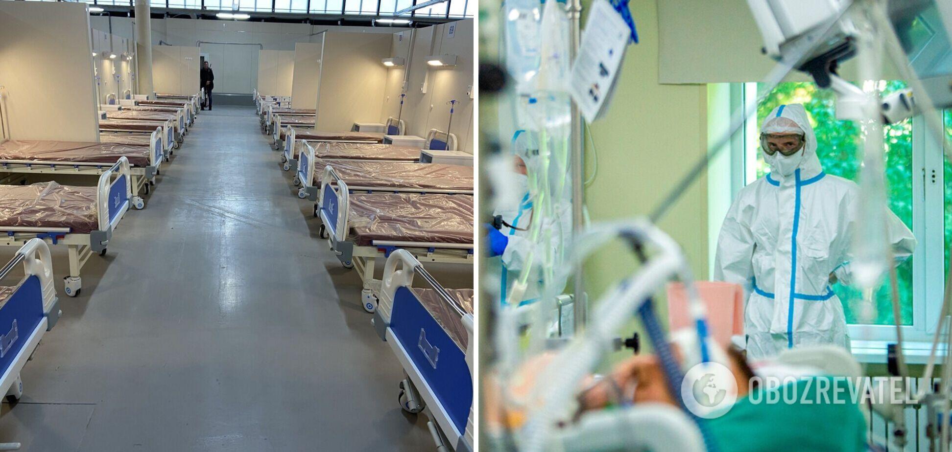 Черга в крематорій – 5 днів: волонтерка розповіла про реальну ситуацію з COVID-19 в Харкові
