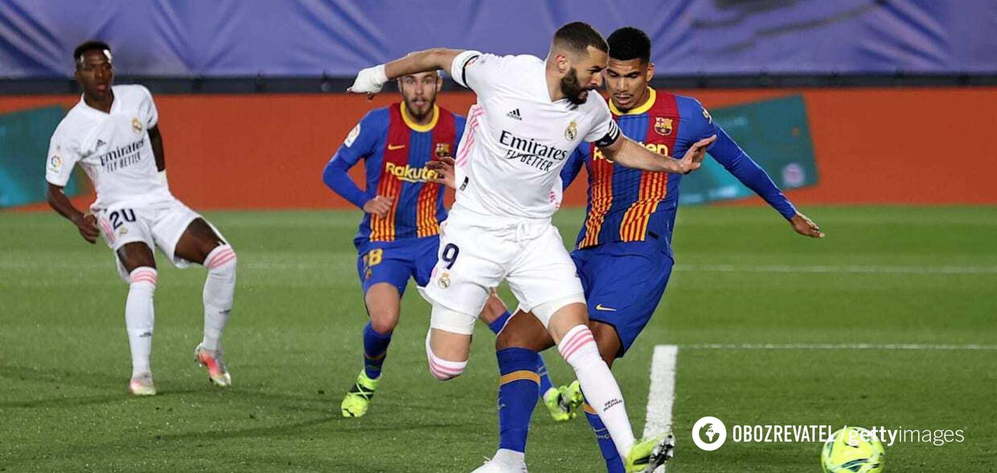 Перше в сезоні! Де дивитися онлайн 'Барселона' – 'Реал': розклад трансляцій Ель-Класико
