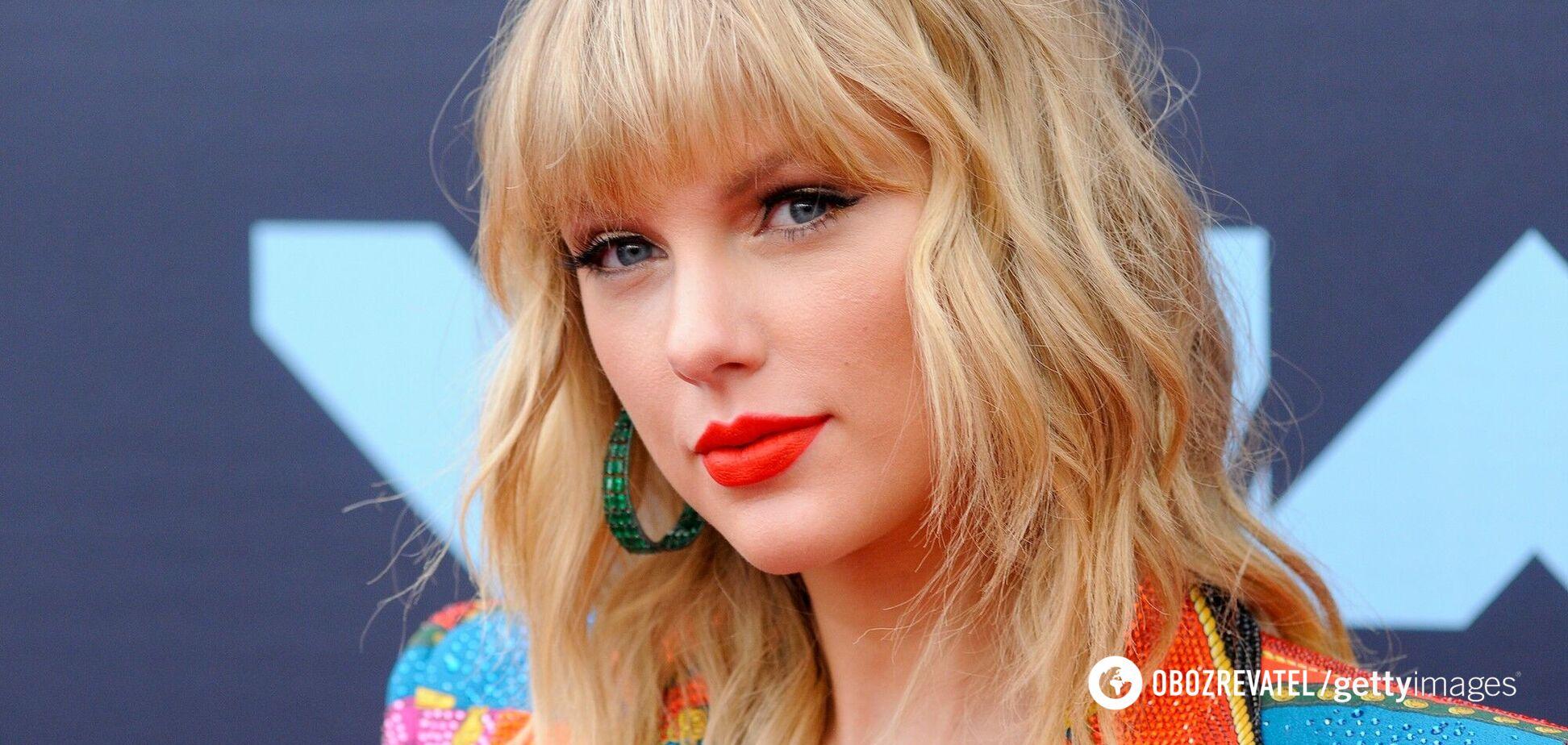 Тейлор Свифт рассказала, что создала страницу в 'Вконтакте'