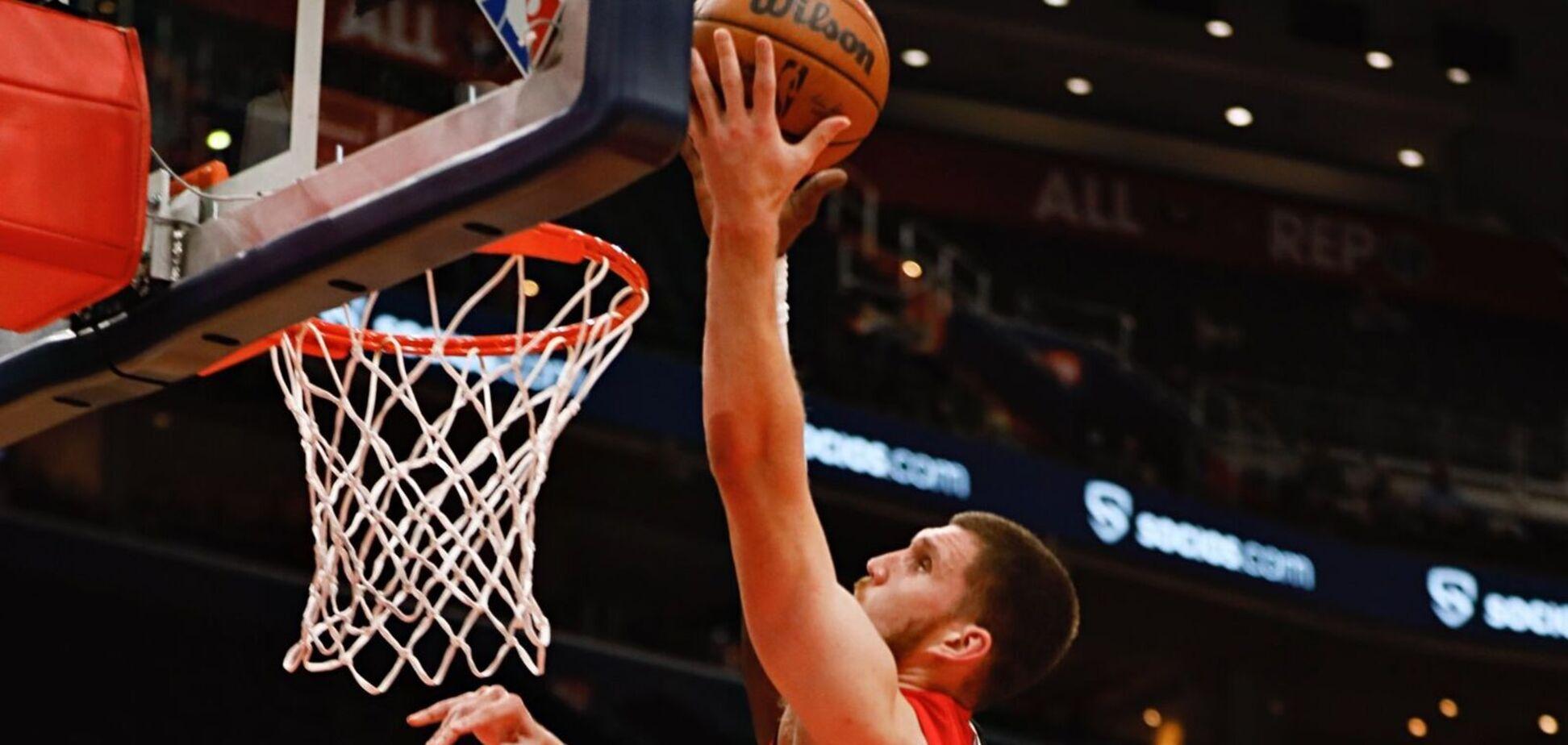 Михайлюк Баскетбол