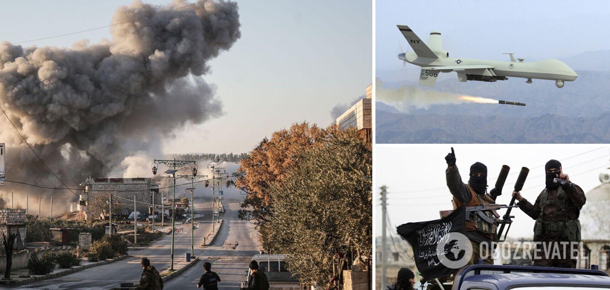 США заявили про ліквідацію лідера 'Аль-Каїди' в Сирії: було нанесено авіаудар