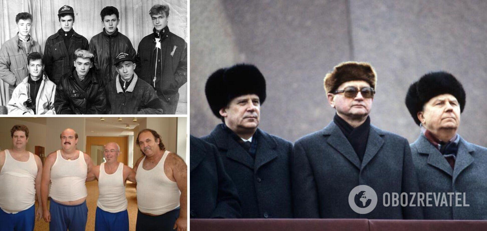Тренды в СССР диктовала власть