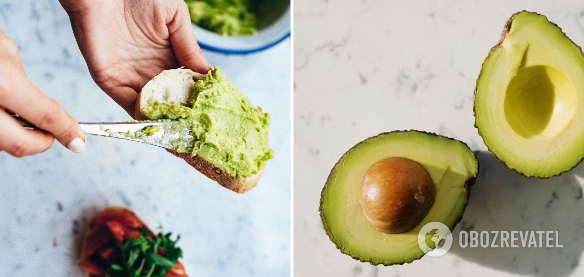 Что сделать с авокадо, чтобы оно долго оставалось свежим: полезный лайфхак