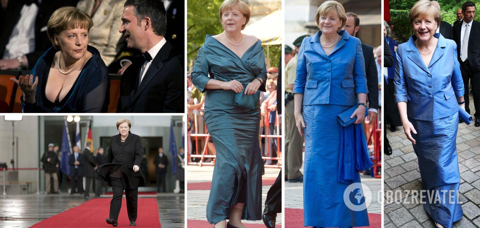 50 оттенков пиджака Ангелы Меркель: разбираем стиль самой влиятельной женщины мира
