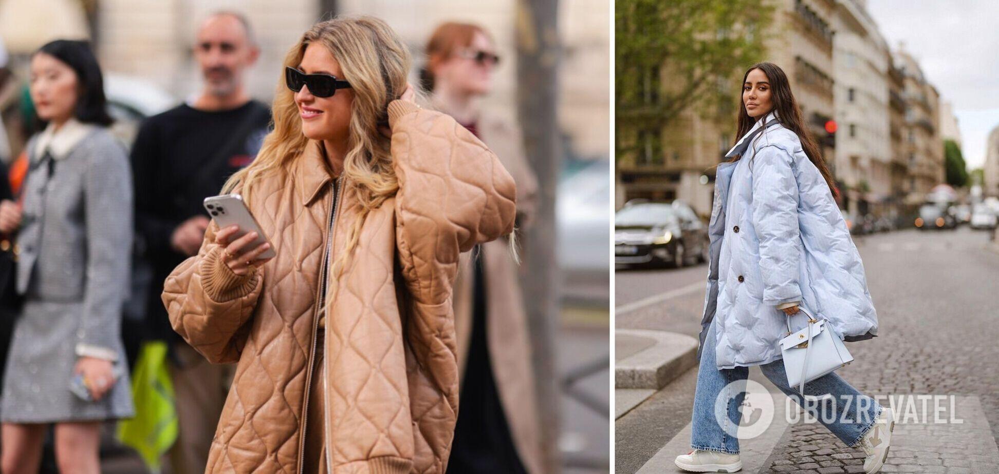 З чим носити трендові куртки цієї осені: готові образи від зірок Instagram. Фото