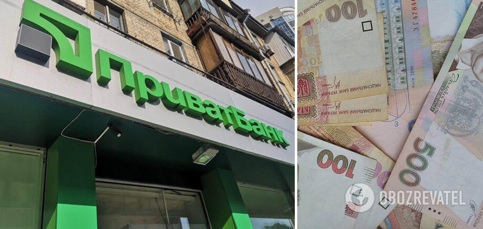 Клиент потерял 1000 грн из-за сбоя ПриватБанка