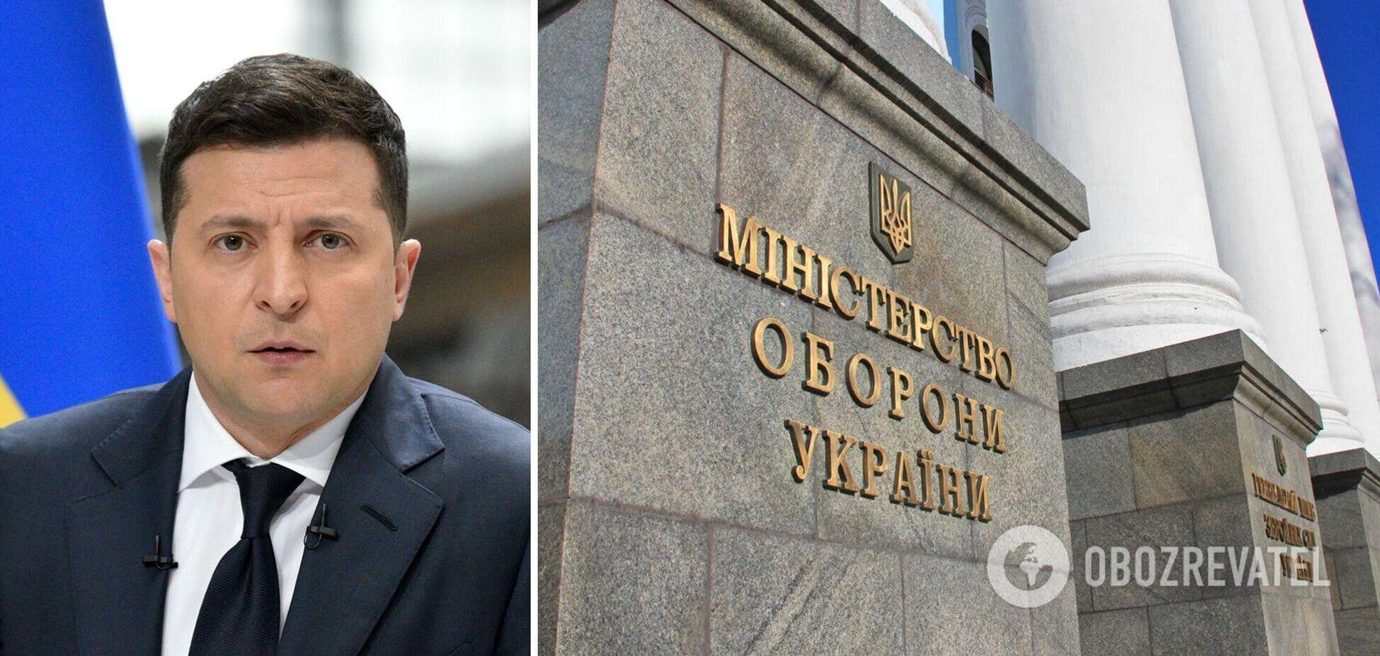Неожиданный выбор Зеленского: в СМИ назвали имя нового министра обороны