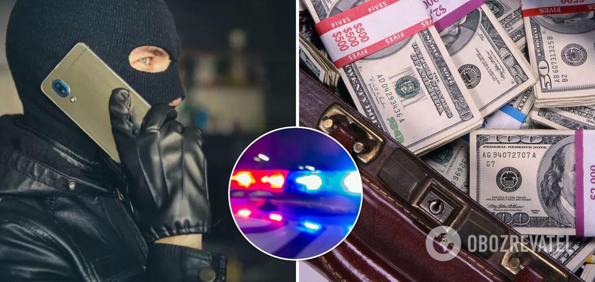 крадіжки в Києві