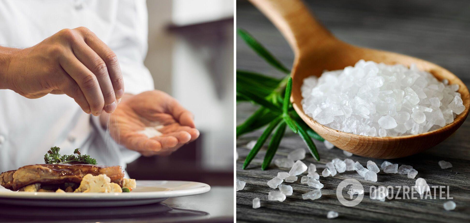 Соль и похудение: превращаем 'врага' в 'друга'