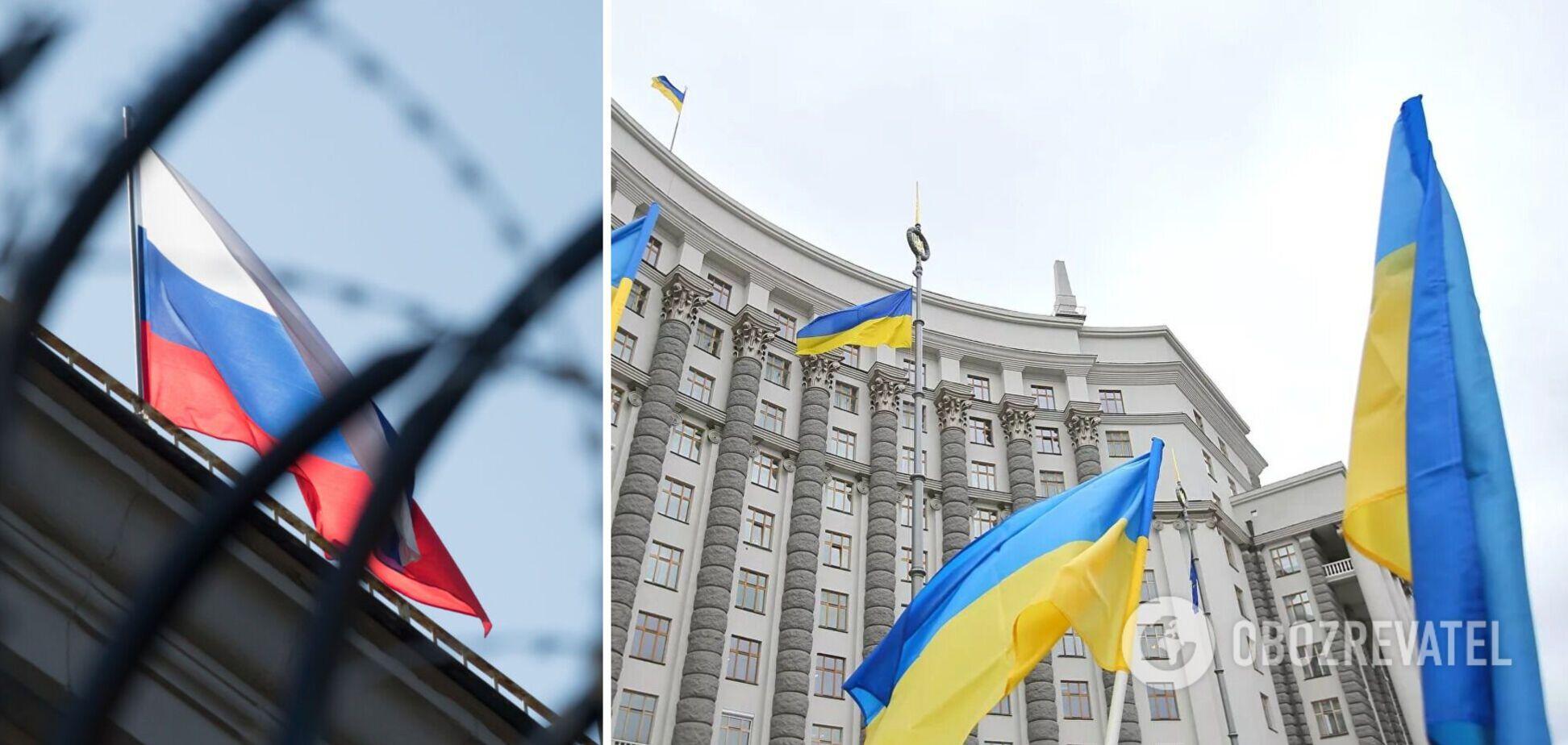 МЗС України відповіло на обурення РФ з приводу відкриття пунктів зв'язку на кордоні з Кримом