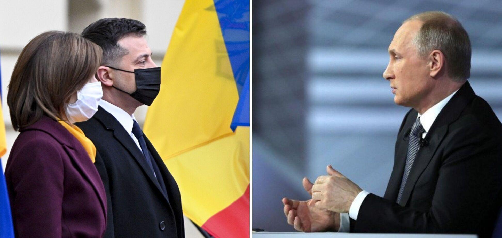Газовая война: Украина больно бьет по Путину