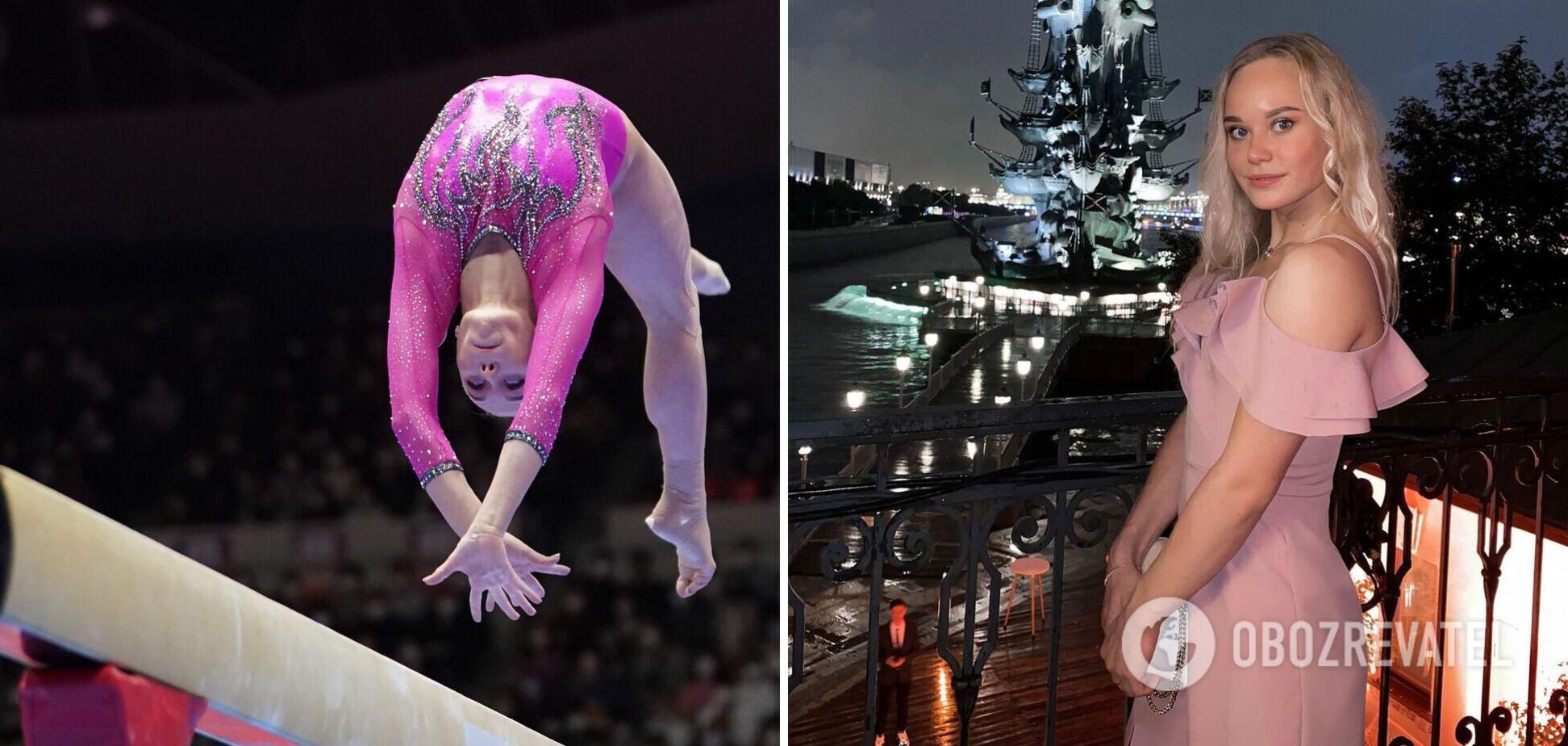 Новий скандал у гімнастиці: у Росії відібрали 'золото' чемпіонату світу
