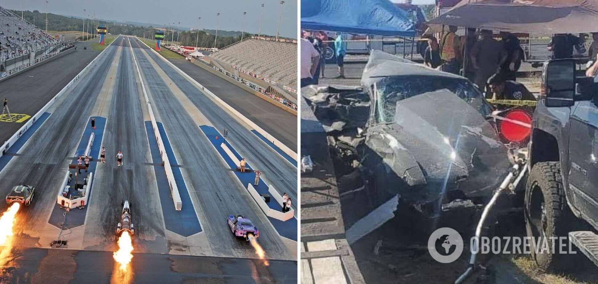 У Техасі автогонщик в'їхав у натовп глядачів: загинули діти