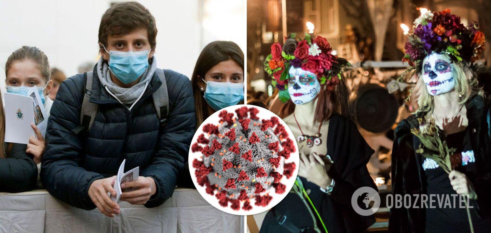 В Харькове проведут 'Зомбифест' в разгар коронавируса