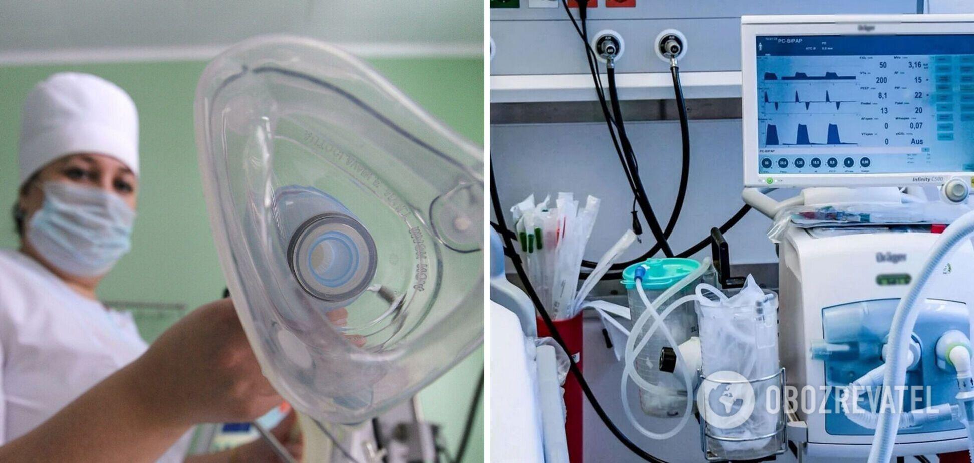 У лікарнях Херсонської області кисню залишилося на три доби