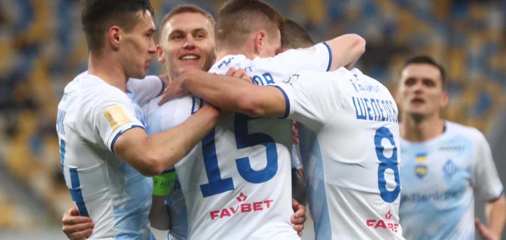 На футбольный матч киевского 'Динамо' не пустят зрителей