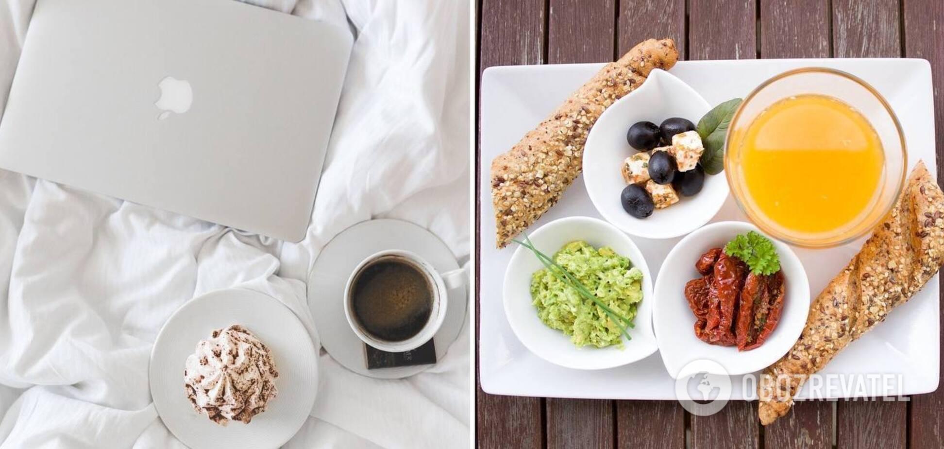 5 помилок, які зіпсують сніданок
