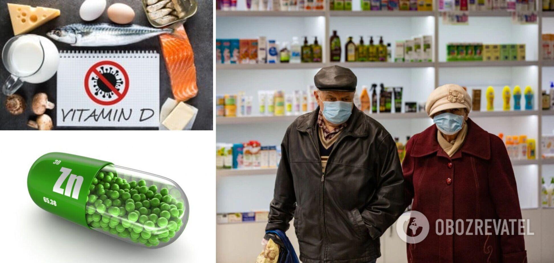 Лікар пояснив, чому вітаміни і цинк не допоможуть під час COVID-19: не залишайтеся в кам'яному віці