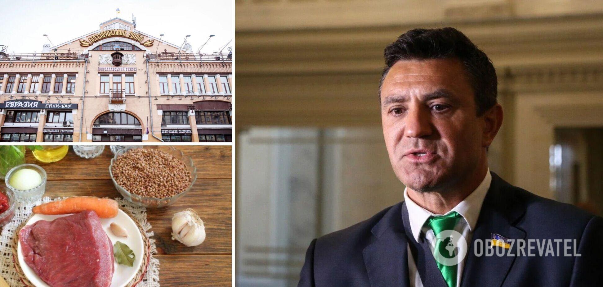 Гречка по 12 грн за килограмм, а говядина – по 50: Тищенко удивил заявлением о ценах на продукты в Украине. Видео