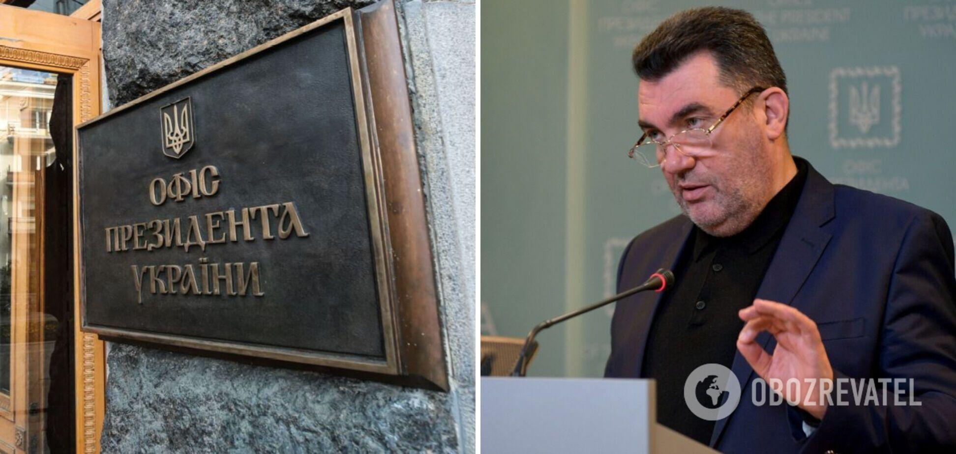 Данилов заявил, что поддерживает идею жесткой президентской республики в Украине, и назвал причины
