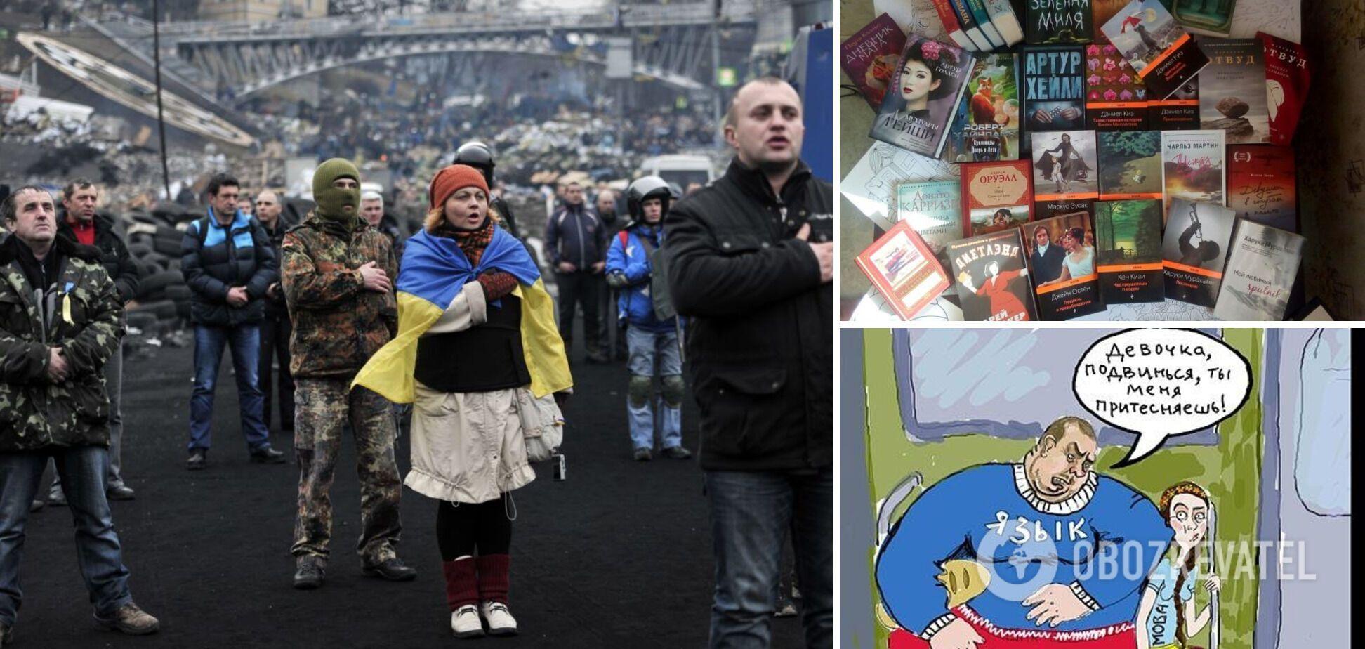 Русскоязычные патриоты и немножко математики