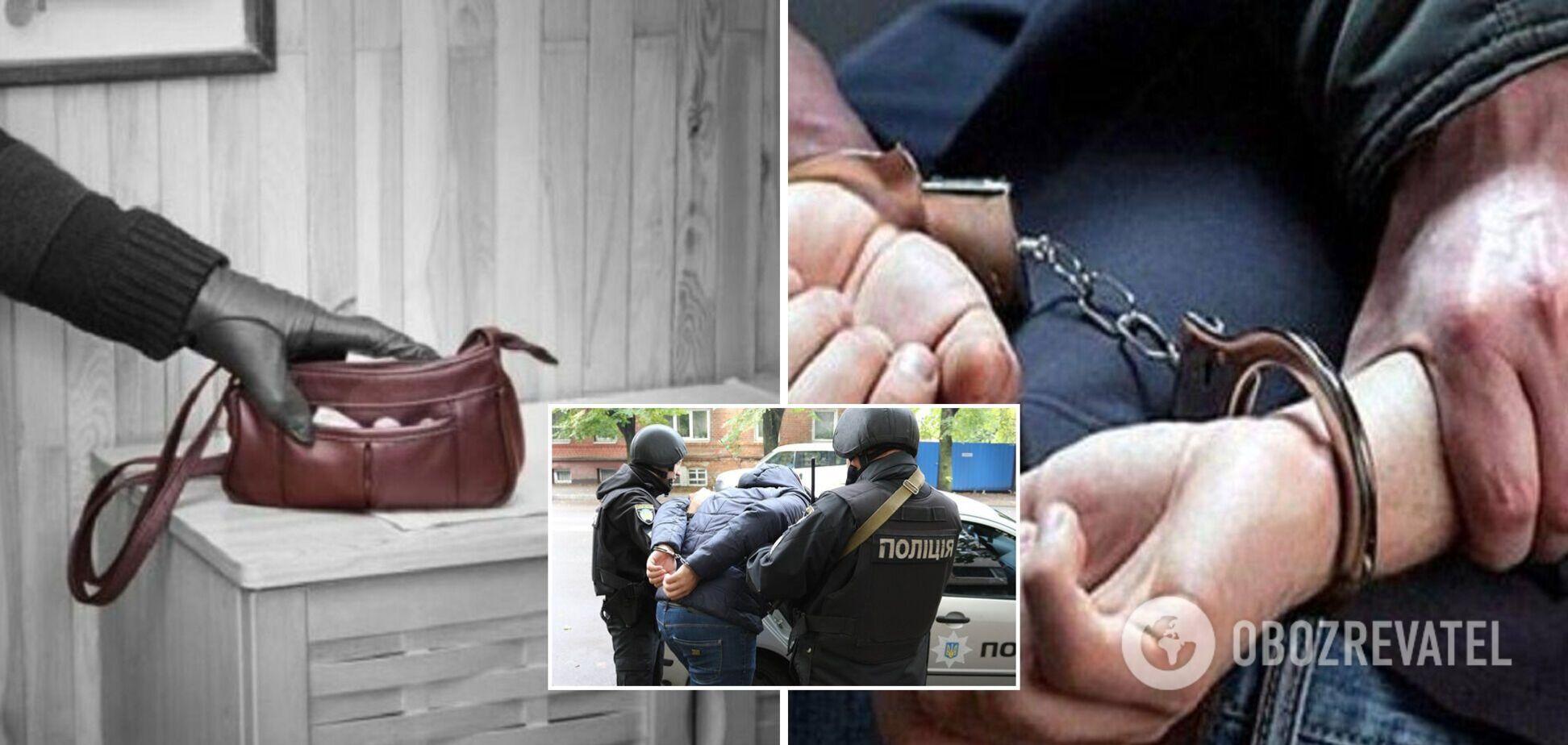 В Киеве в стоматологии задержали вора – проник в клинику через служебный вход