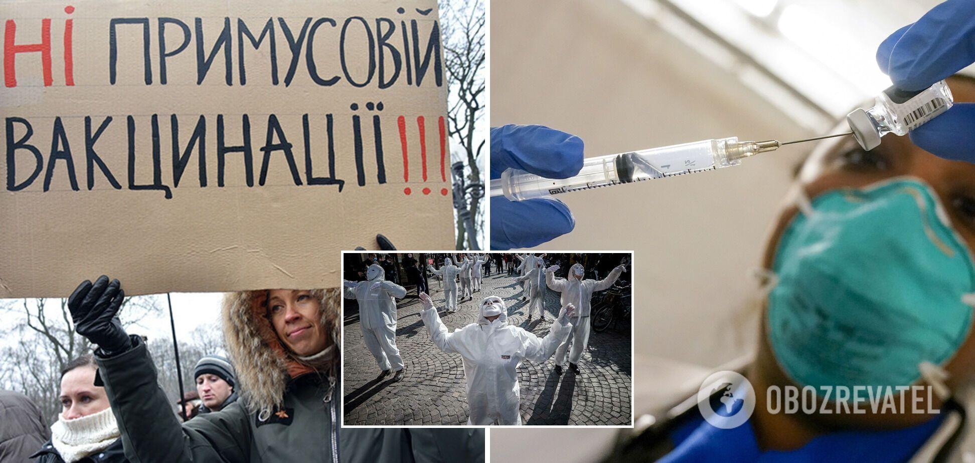 Я против принудительной вакцинации: спасать самоубийц – дело бесполезное