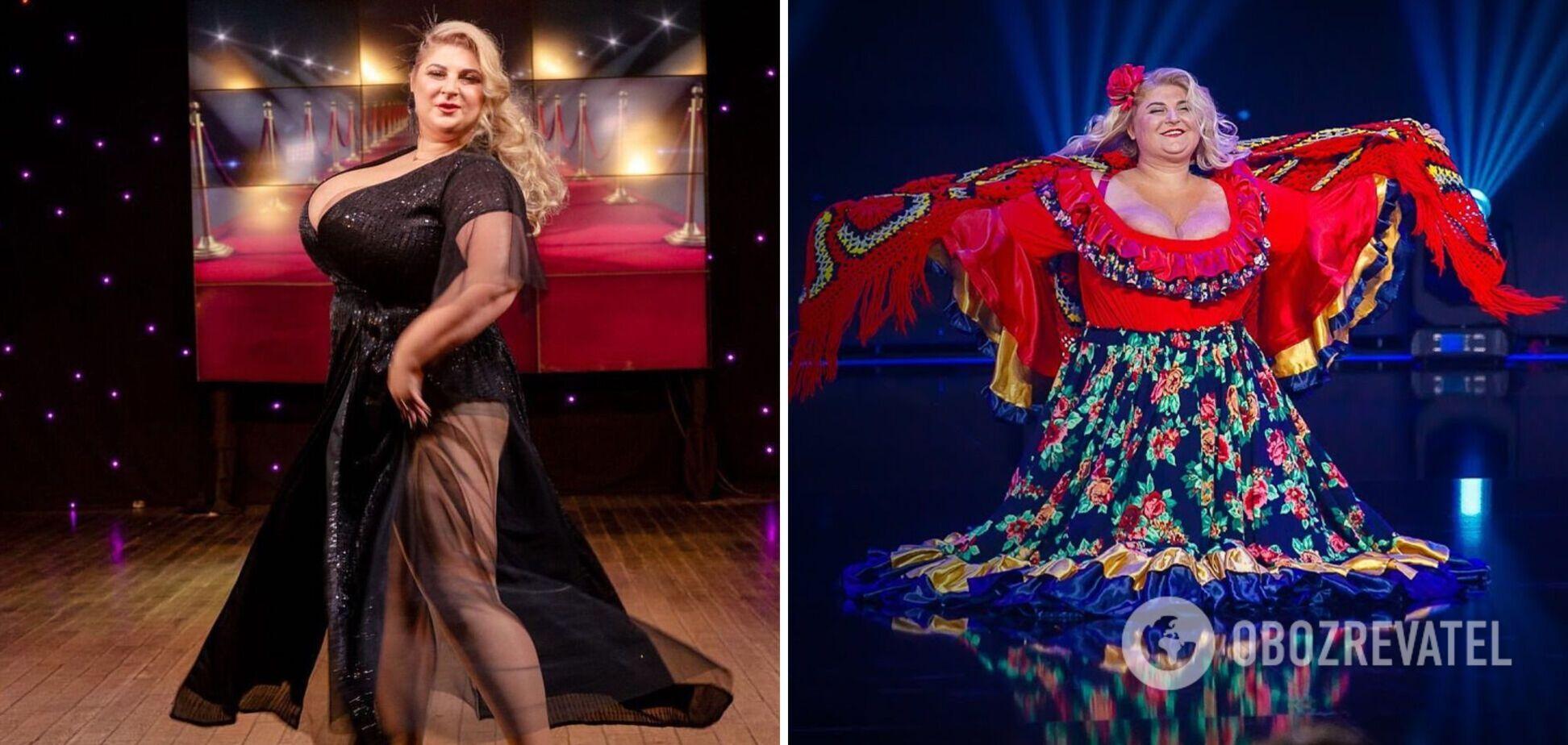 'Там таких, як я, немає': учасниця 'Україна має талант' з 15-м розміром грудей розповіла, чим займеться після шоу. Ексклюзив