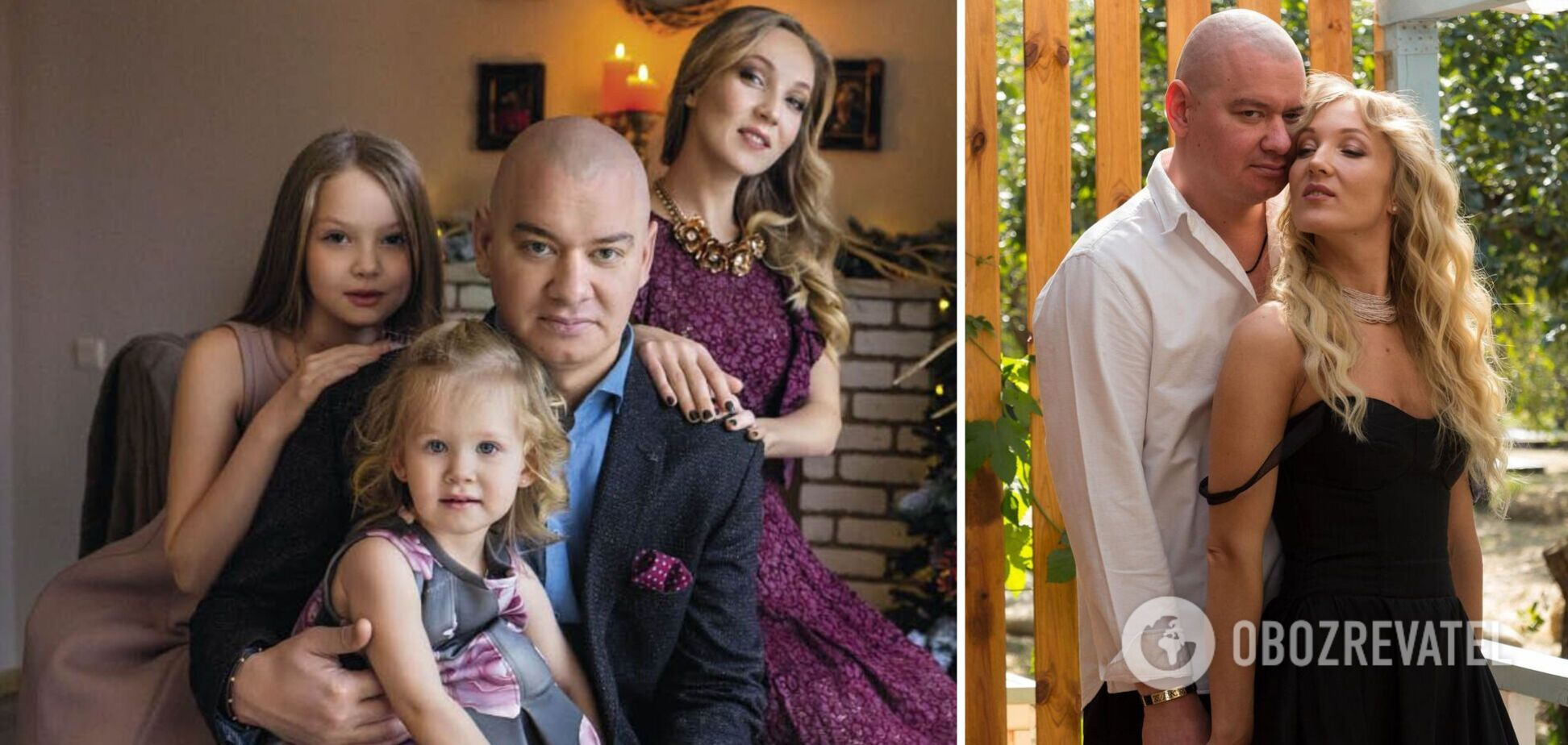 'Ніколи не було вдома': дружина Кошового розповіла, чому не хотіла заводити ще одну дитину