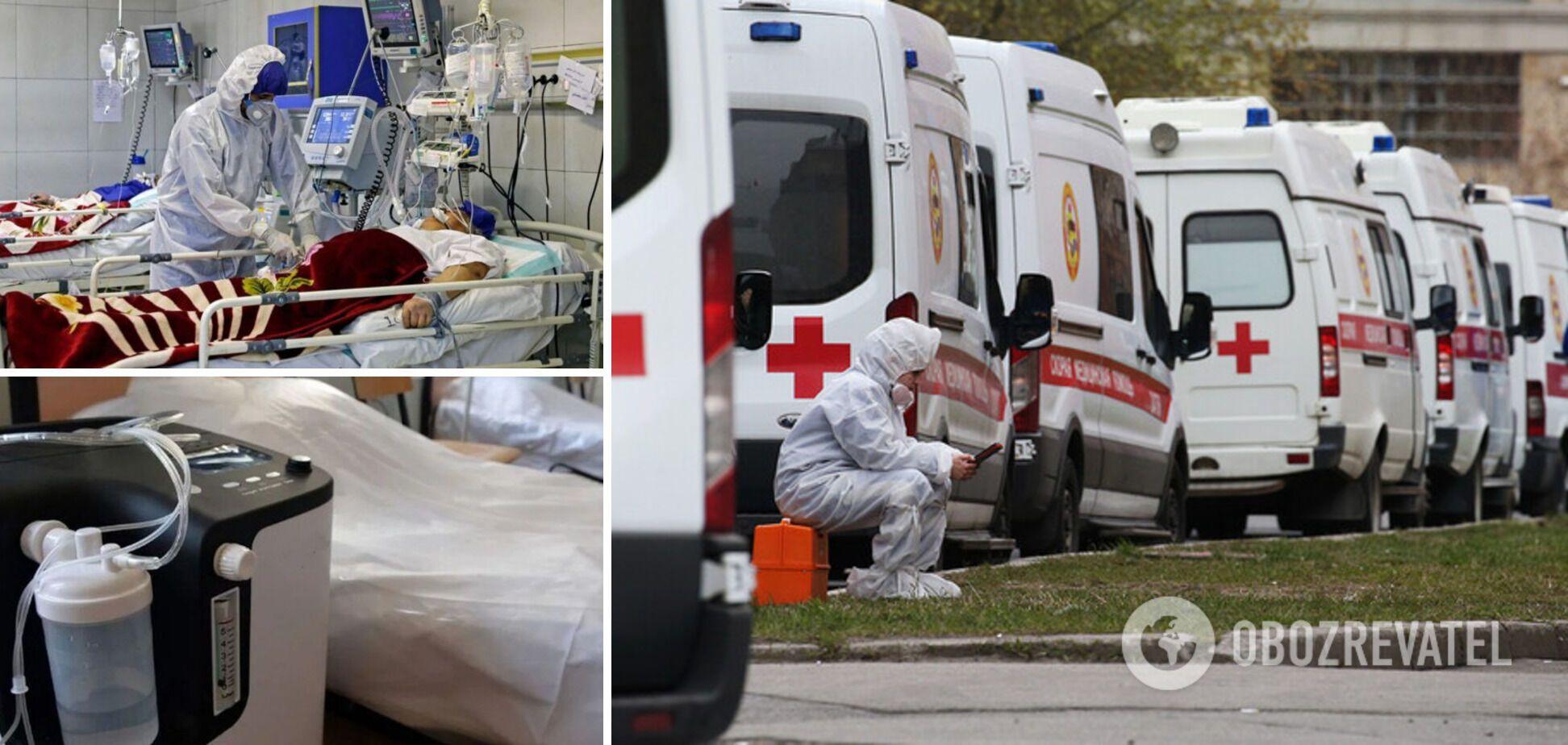 Волонтер про COVID-катастрофу в Одесі: концентратори закінчилися, люди телефонують просто з машин швидкої