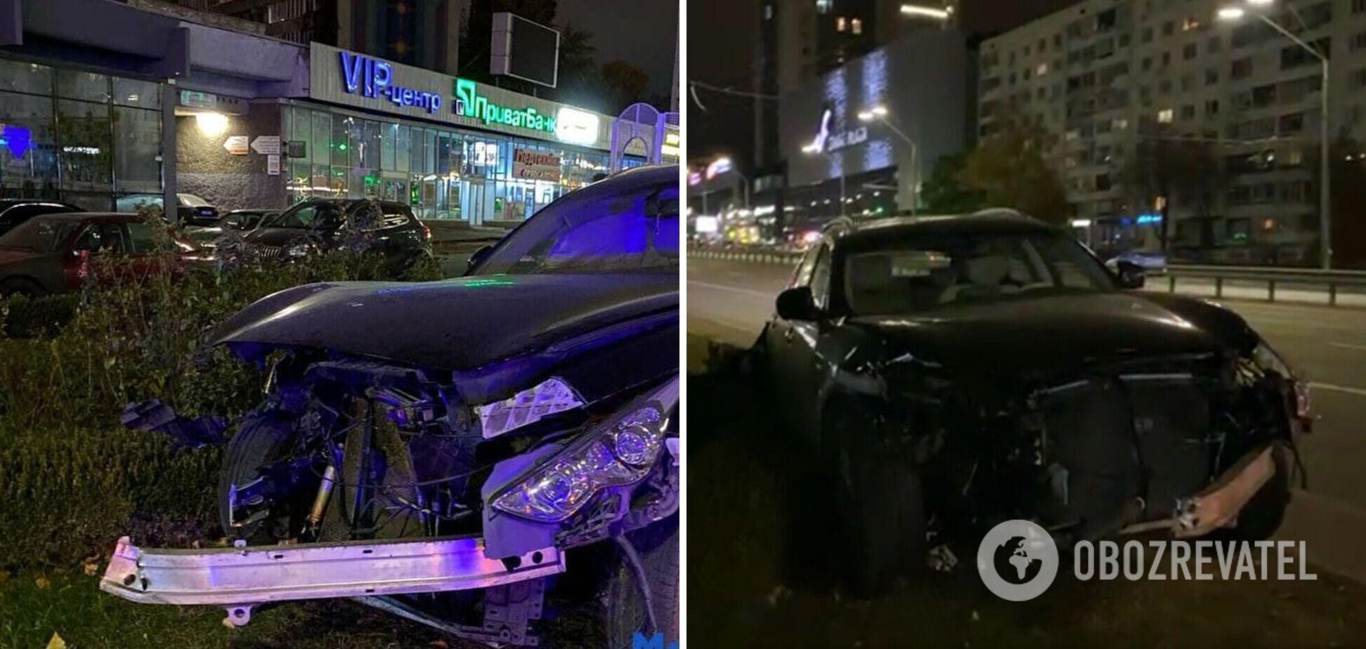 Попередньо, в аварії ніхто не постраждав