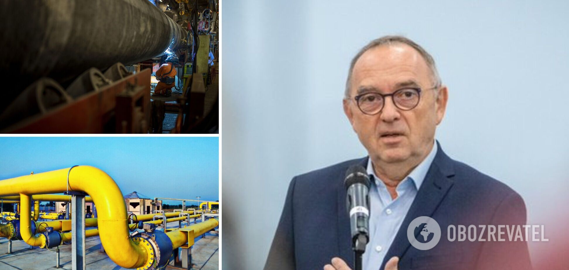 Глава партии-победителя выборов в ФРГ выступил за запуск 'Северного потока-2'