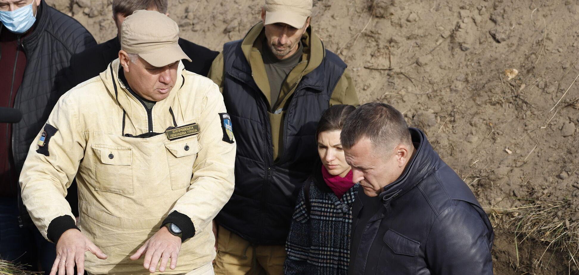 У Дніпрі тривають розкопки з пошуку полеглих у Другій світовій війні солдатів