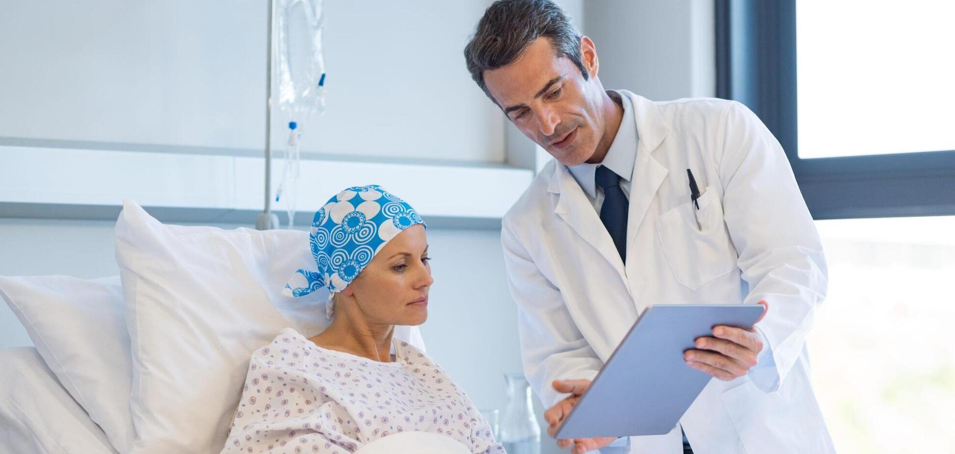 Рак – діагноз, що змінює все